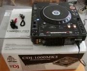 Brand New 2x PIONEER CDJ-1000MK3 & 1x DJM-800 MIXER DJ PACKAGE+HDJ2000
