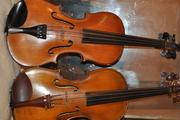 2 excellent violins for sale:-  Klotz copy €2, 500Student violin €750